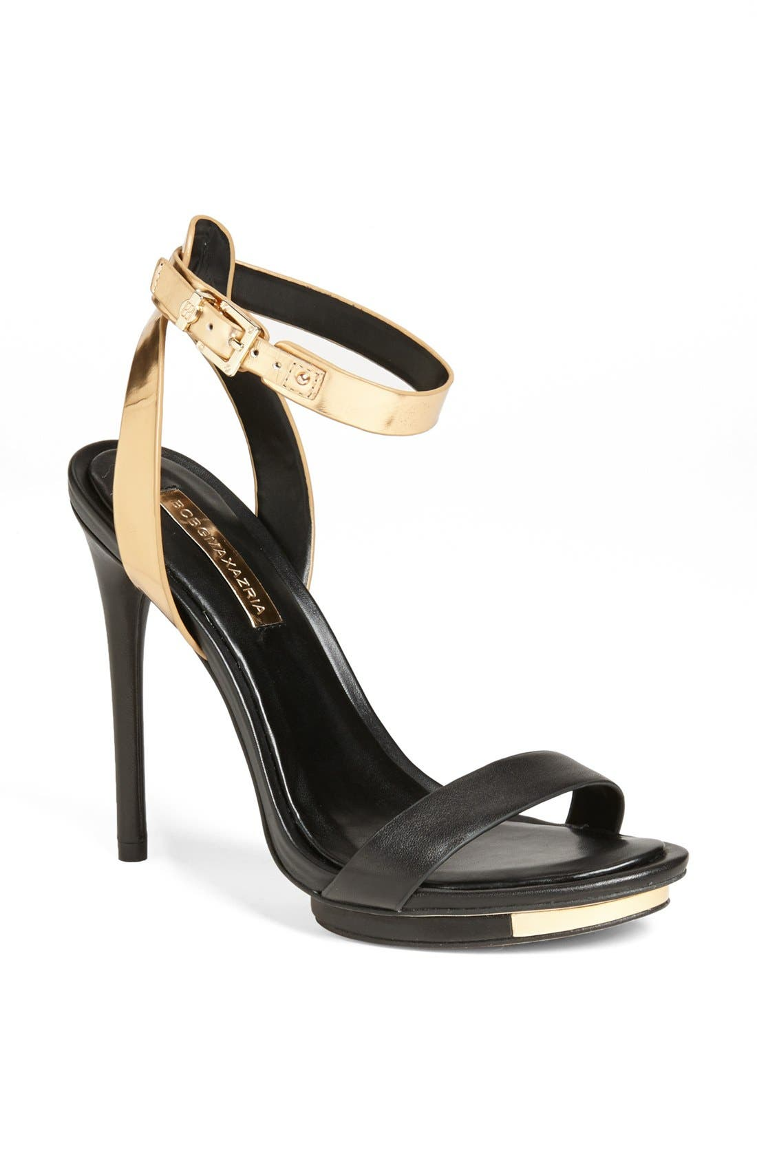 Alternate Image 1 Selected - BCBGMAXAZRIA 'Finite' Sandal