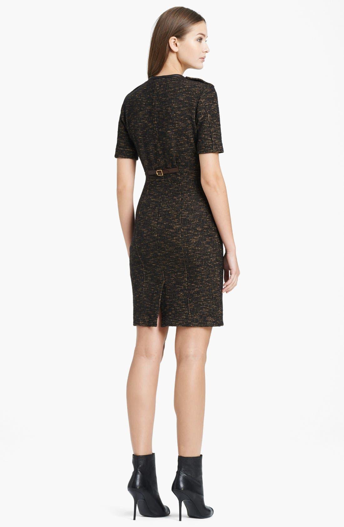 Alternate Image 2  - Burberry Brit 'Giselle' Dress