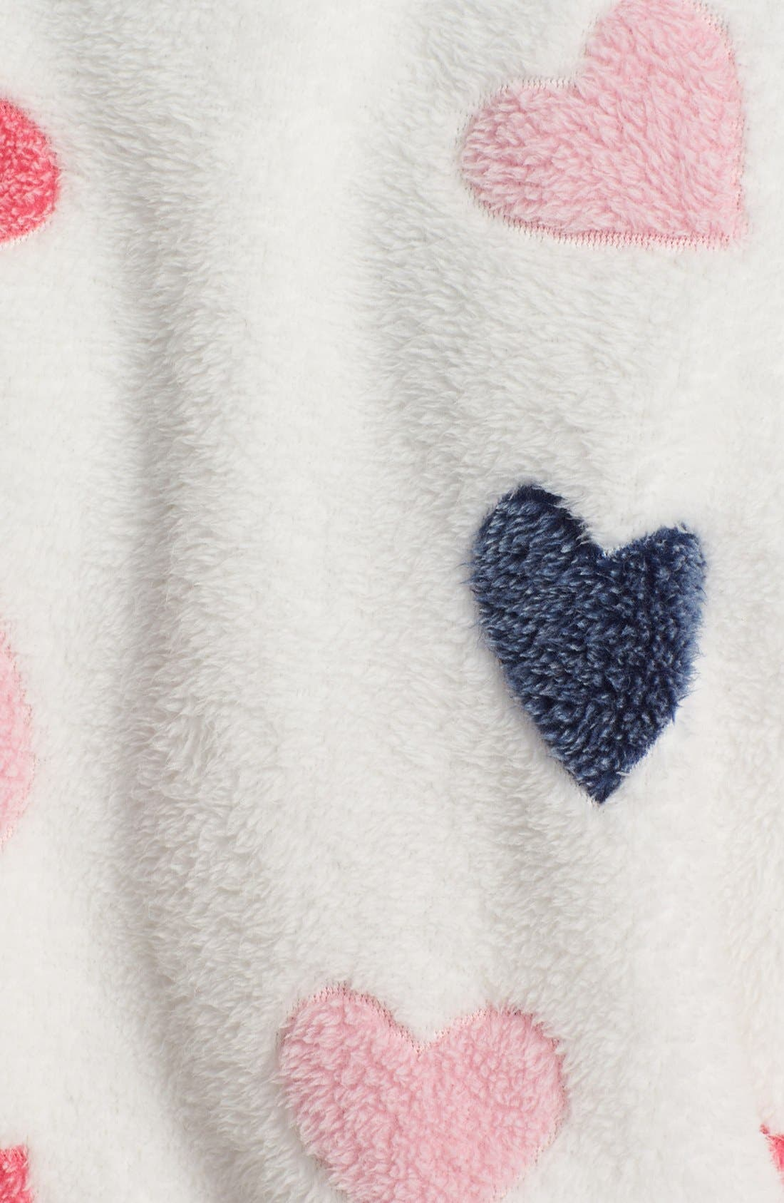 Alternate Image 3  - PJ Salvage 'Queen of Hearts' Robe