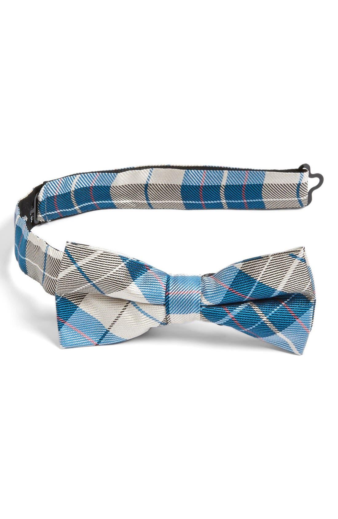 Main Image - 1901 Silk Bow Tie