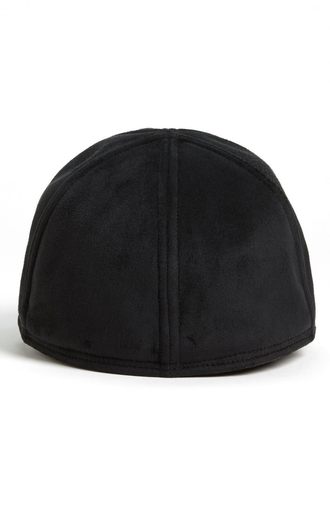 Alternate Image 2  - Wigens Earflap Baseball Cap
