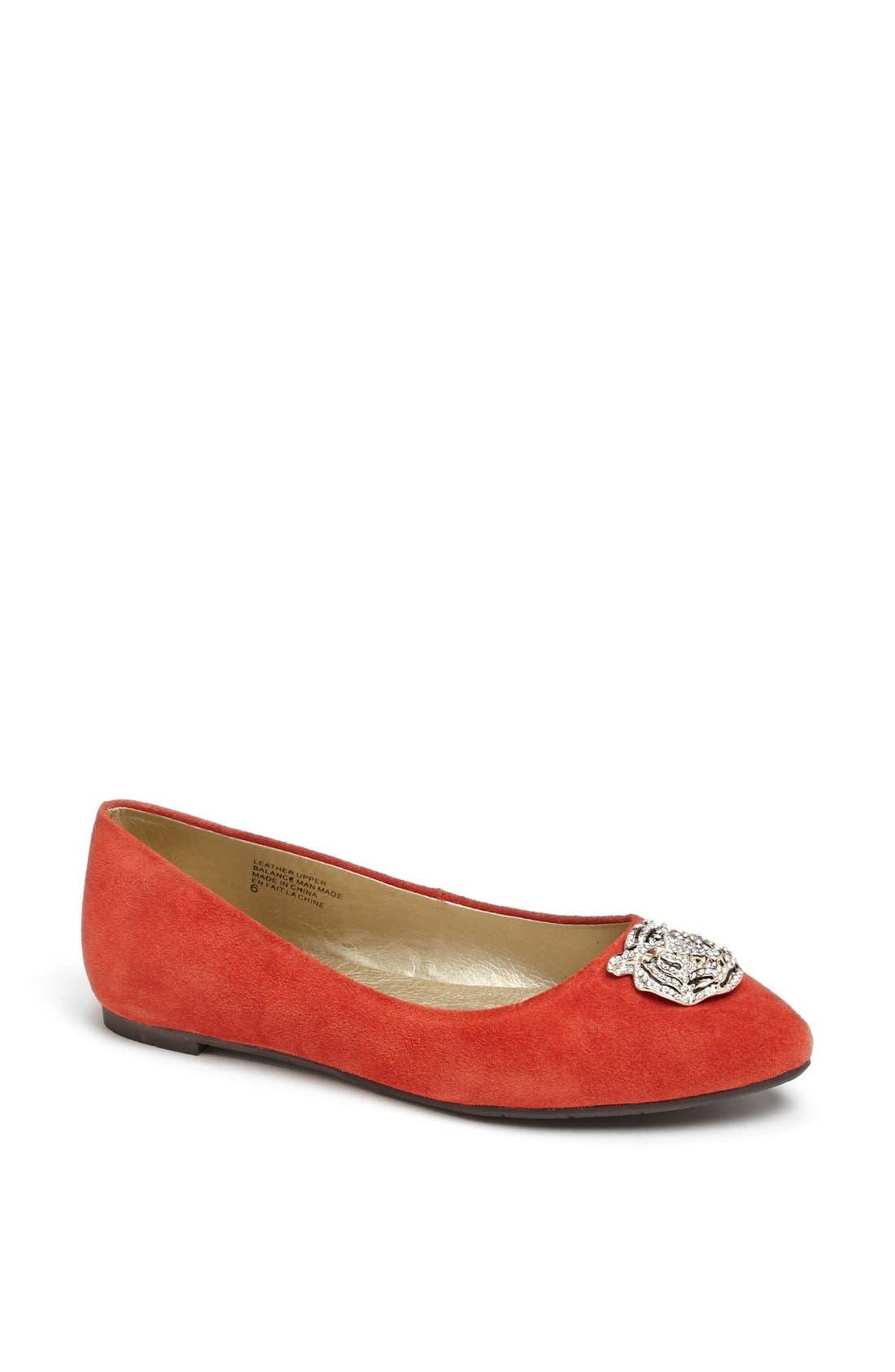 Main Image - BC Footwear 'Tempo' Tiger Charm Flat