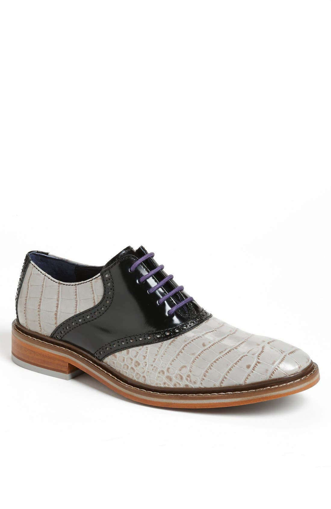 Alternate Image 1 Selected - Cole Haan 'Colton Winter' Saddle Shoe   (Men)