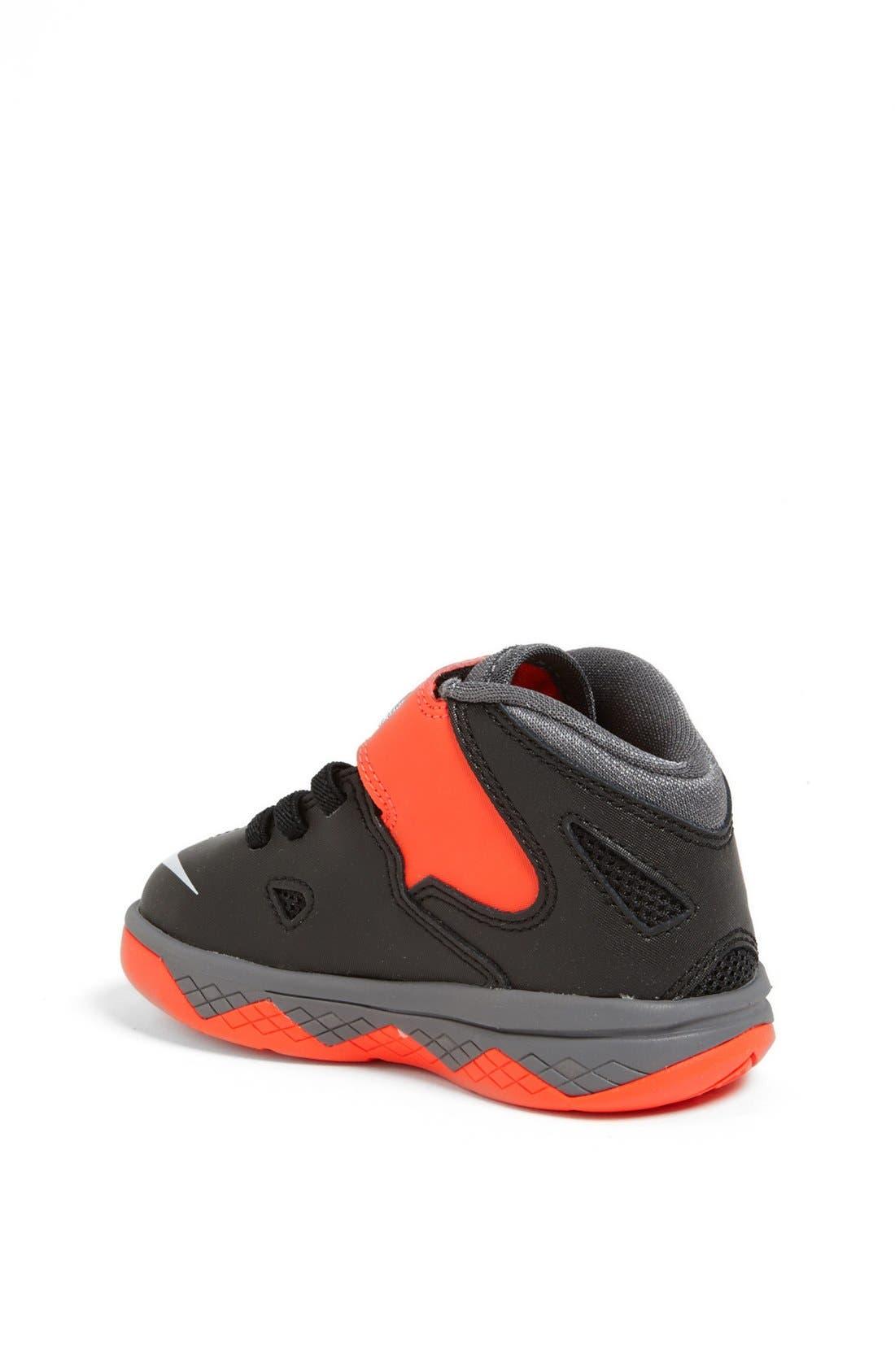 Alternate Image 3  - Nike 'LeBron Soldier 7' Basketball Shoe (Baby, Walker & Toddler)