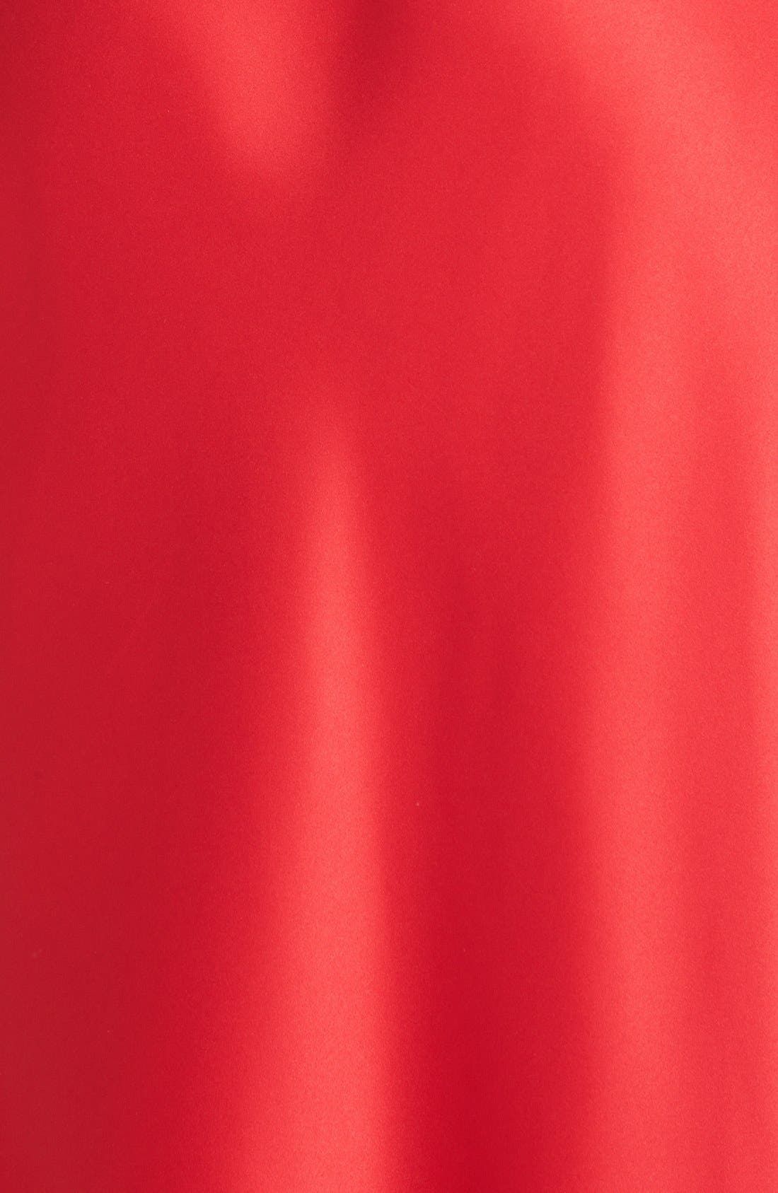 Alternate Image 3  - Natori Long Charmeuse Nightgown