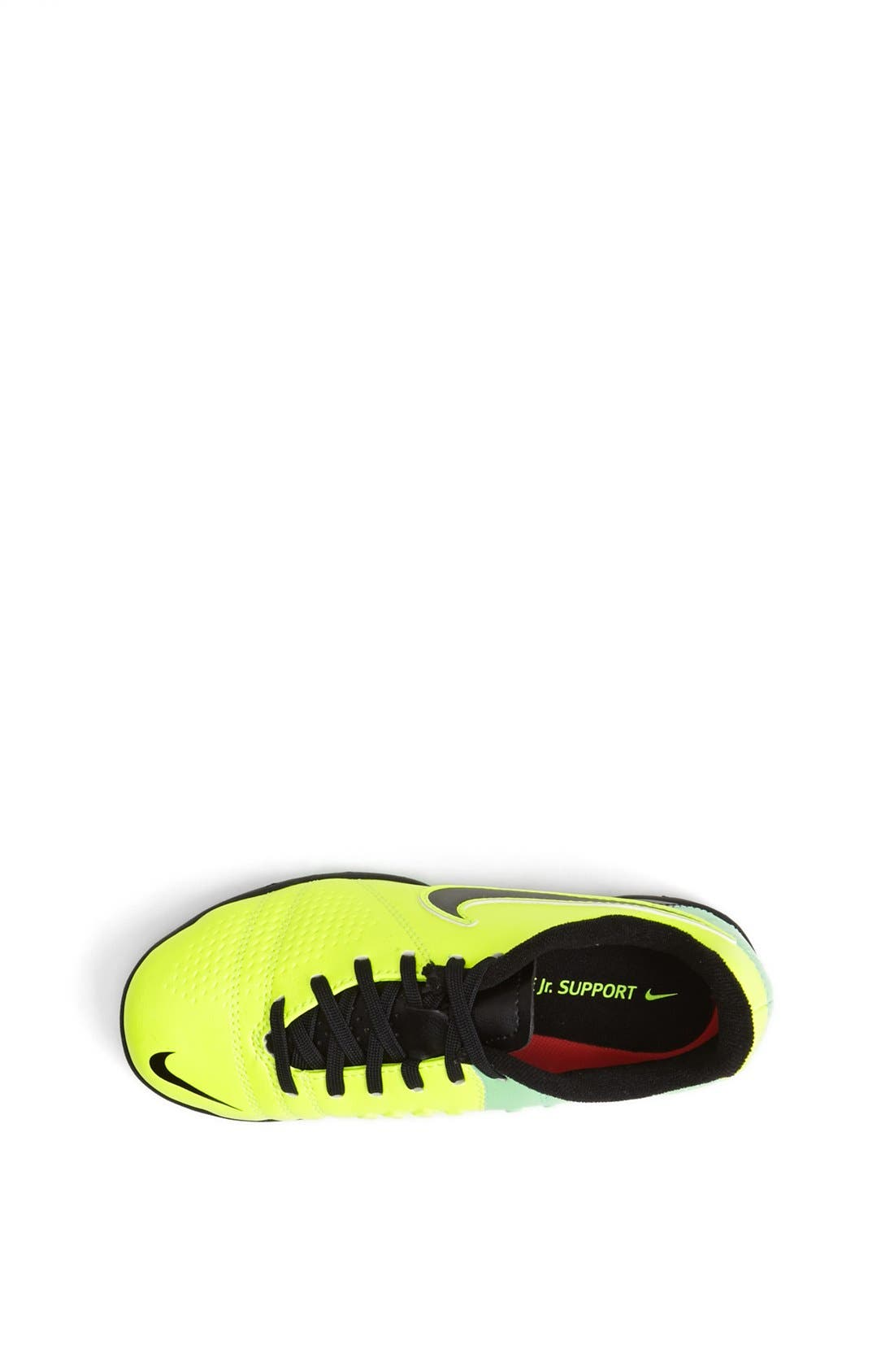 Alternate Image 3  - Nike 'CTR 360 Libretto III' Indoor Soccer Cleat (Toddler, Little Kid & Big Kid)