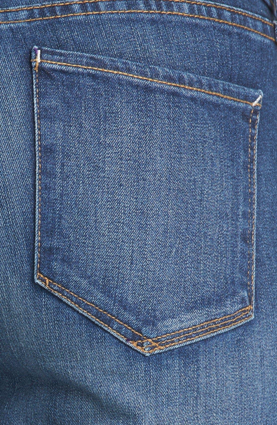 Alternate Image 3  - NYDJ 'Sheri' Stretch Skinny Jeans (Lynbrook)