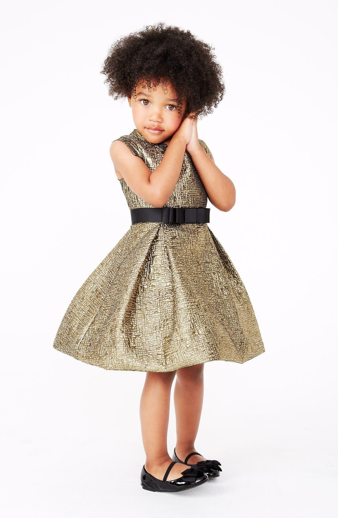 Alternate Image 1 Selected - Dorissa Dress (Toddler Girls)