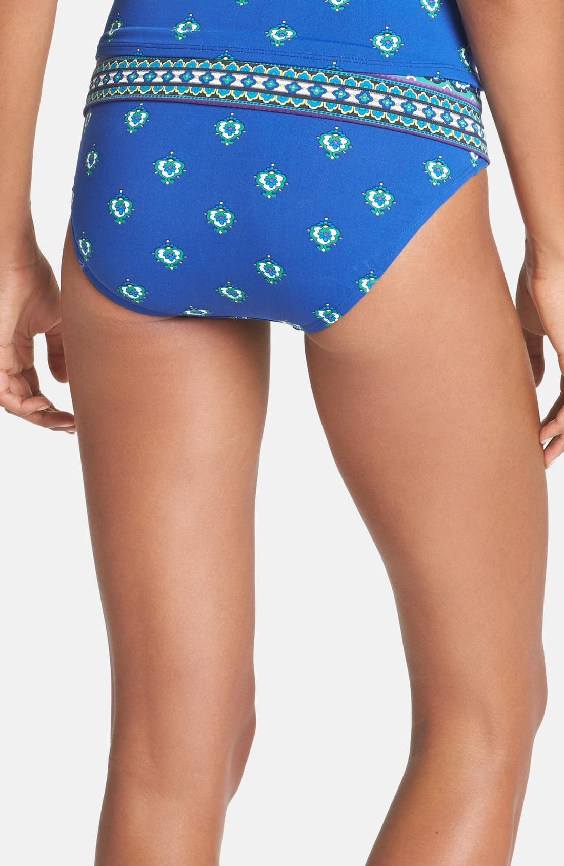 Alternate Image 2  - Tommy Bahama 'Foulard Frenzy' Bikini Bottoms