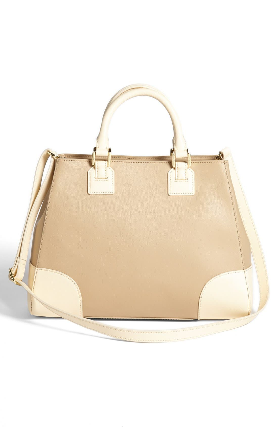 Alternate Image 4  - Tory Burch 'Robinson' Triangle Tote