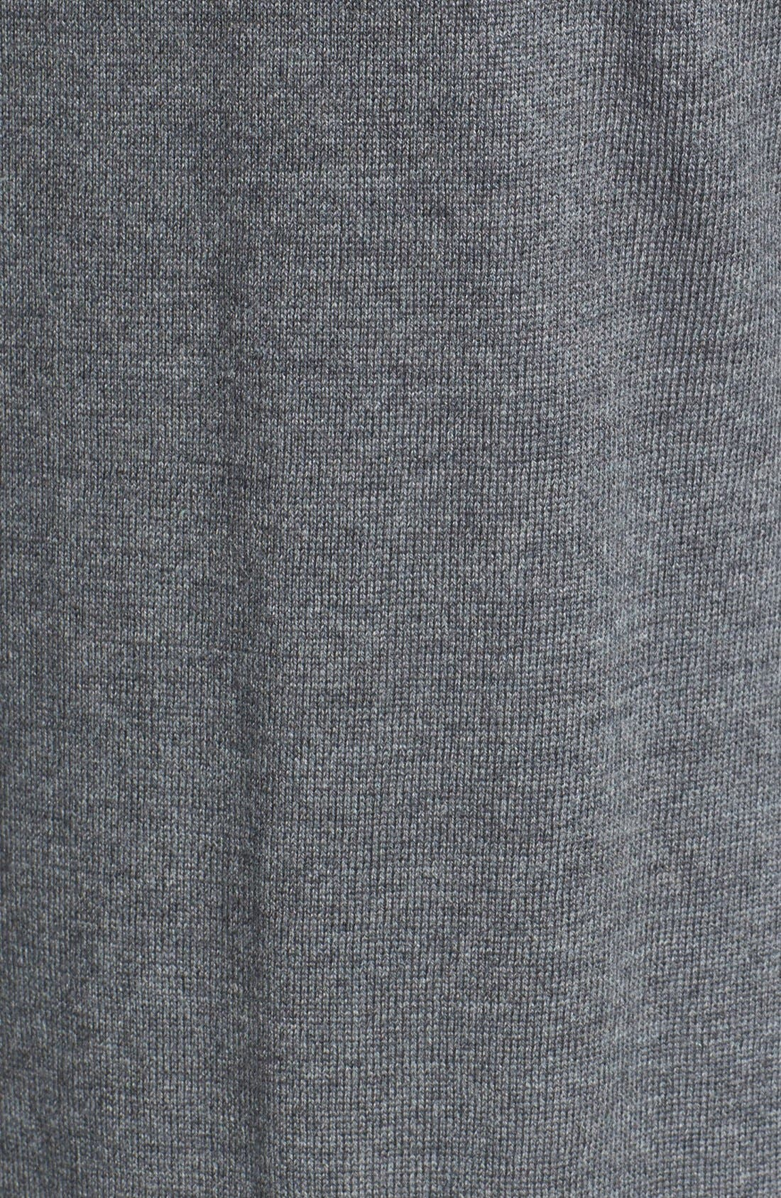 Alternate Image 3  - Eileen Fisher Raglan Sleeve Merino Wool Cardigan (Regular & Petite)