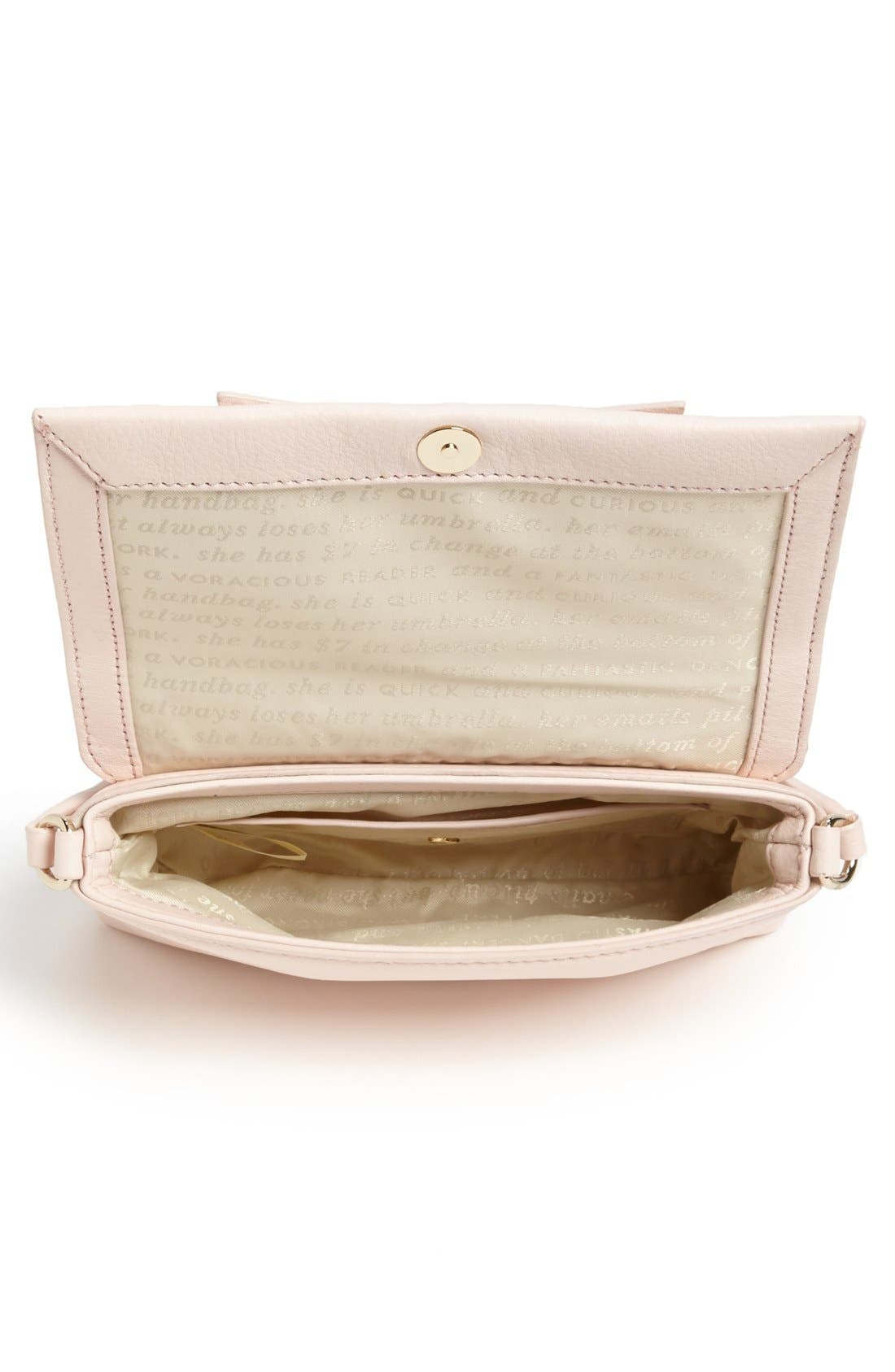 Alternate Image 3  - kate spade new york 'bright light - carah' crossbody bag