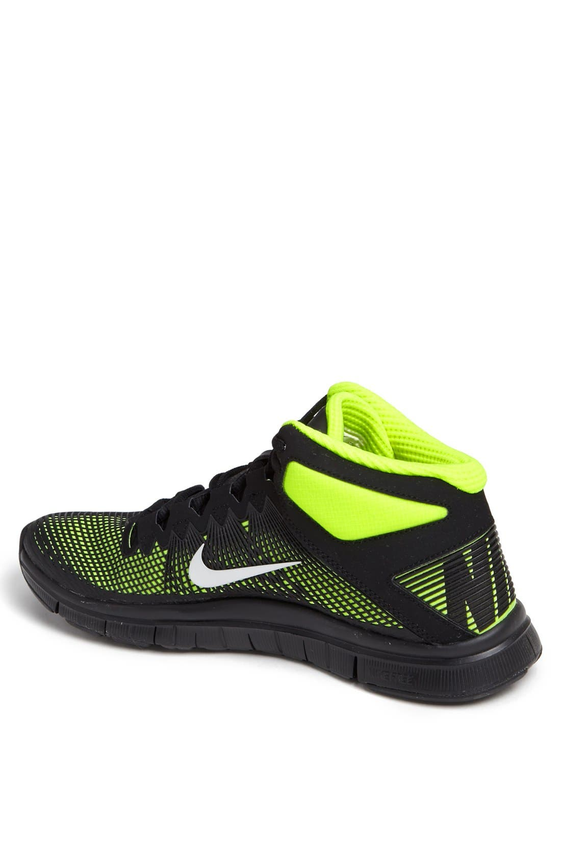Alternate Image 2  - Nike 'Free Trainer 3.0 Mid' Training Shoe (Men)
