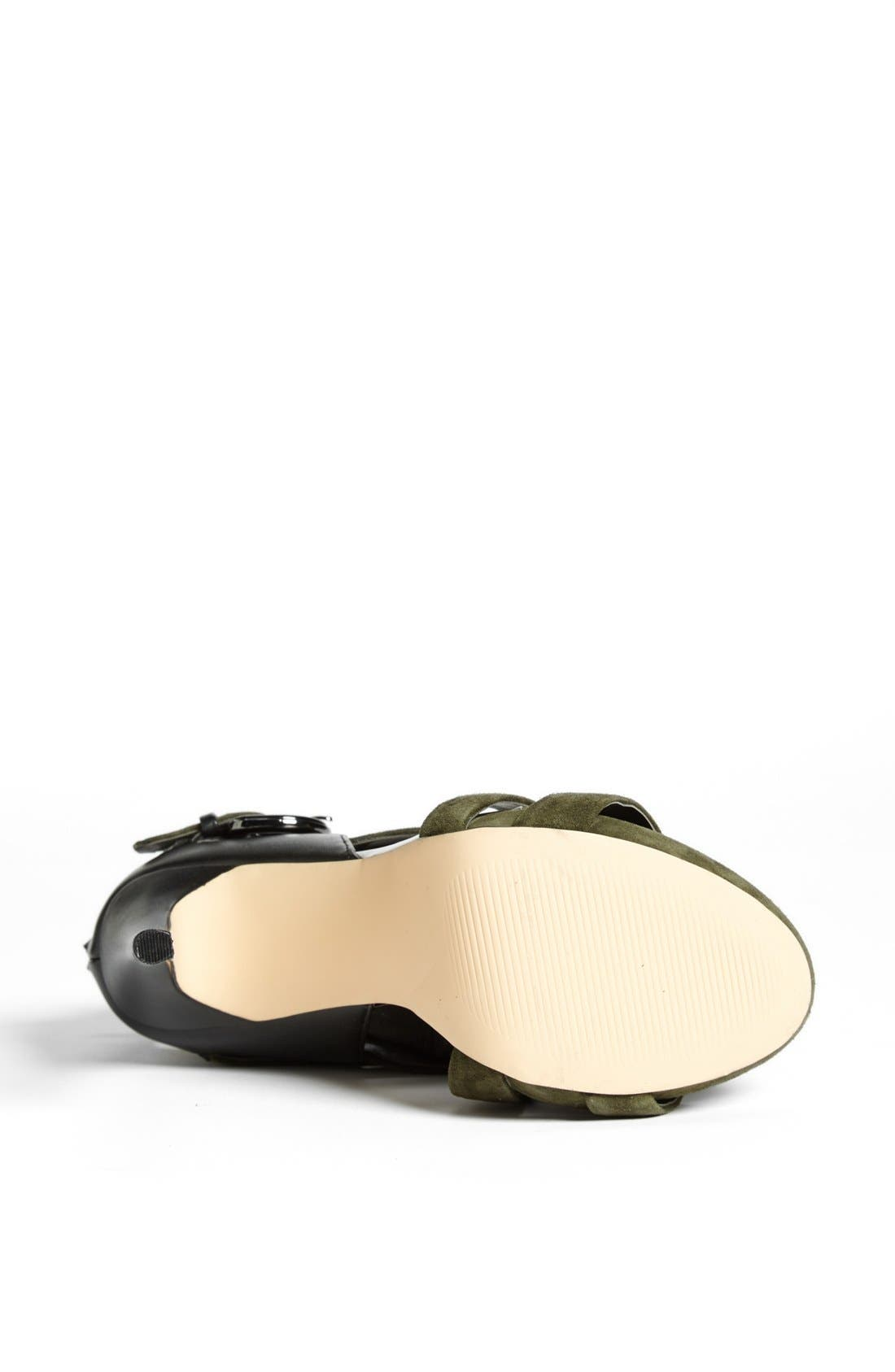 Alternate Image 4  - DV by Dolce Vita 'Scotlyn' Leather & Suede Sandal