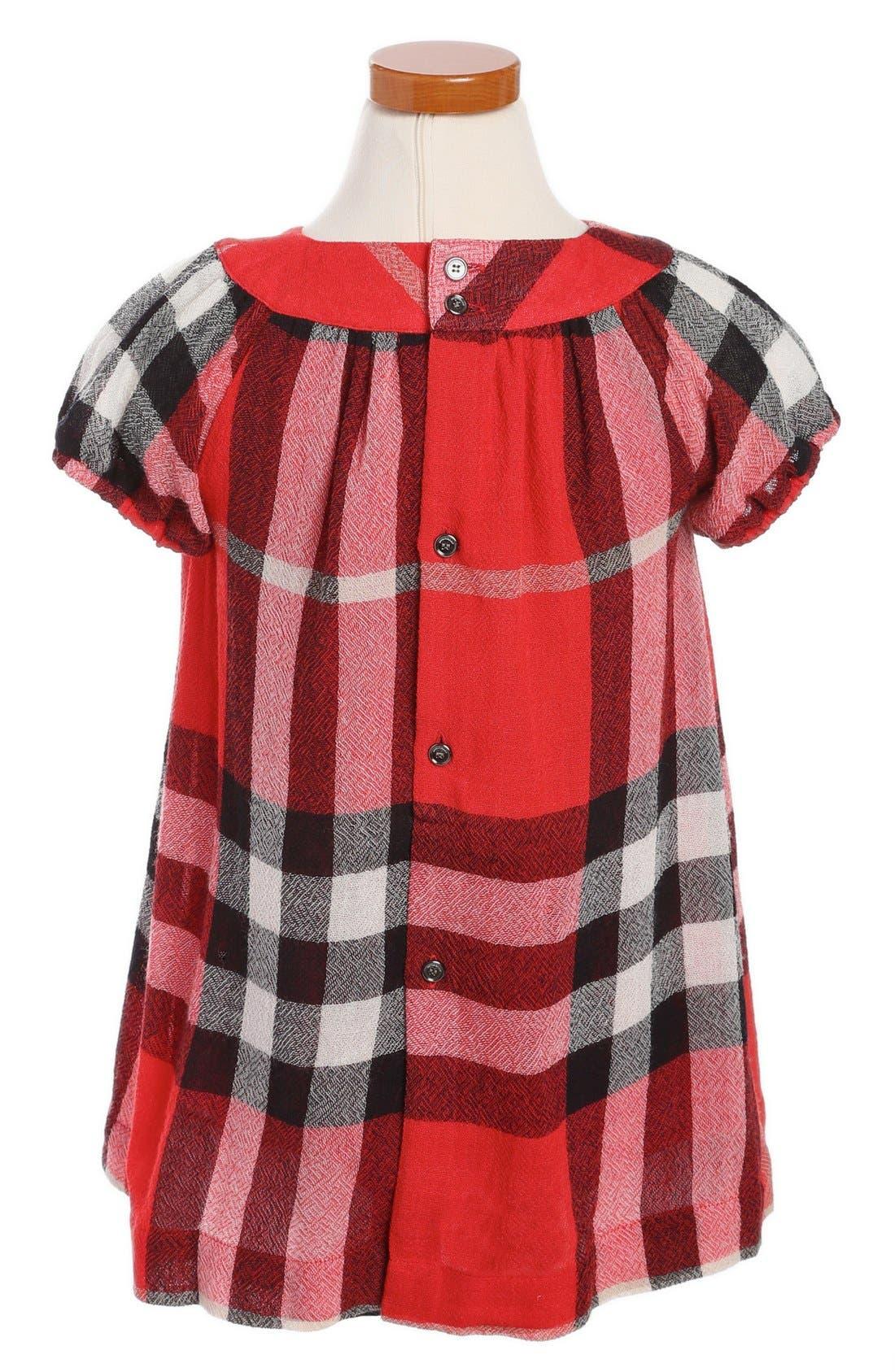 Alternate Image 2  - Burberry 'Delany' Dress (Toddler Girls)
