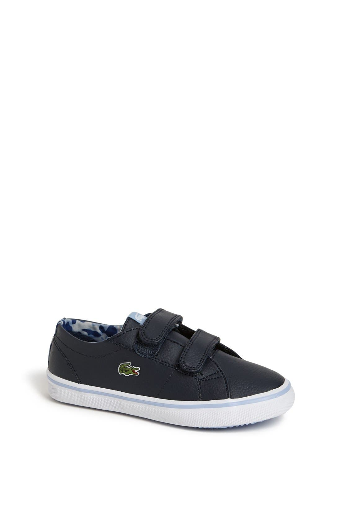 Main Image - Lacoste 'Marcel' Sneaker (Baby, Walker, Toddler & Little Kid)
