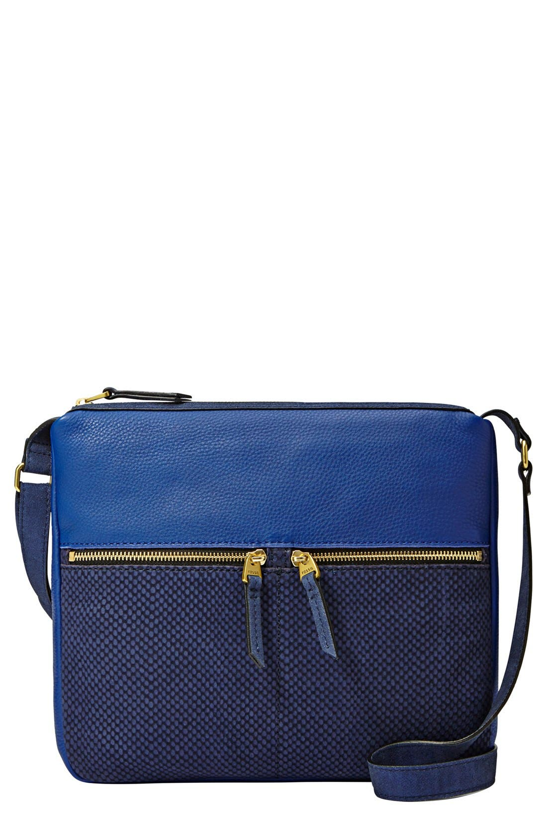 Main Image - Fossil 'Erin' Crossbody Bag