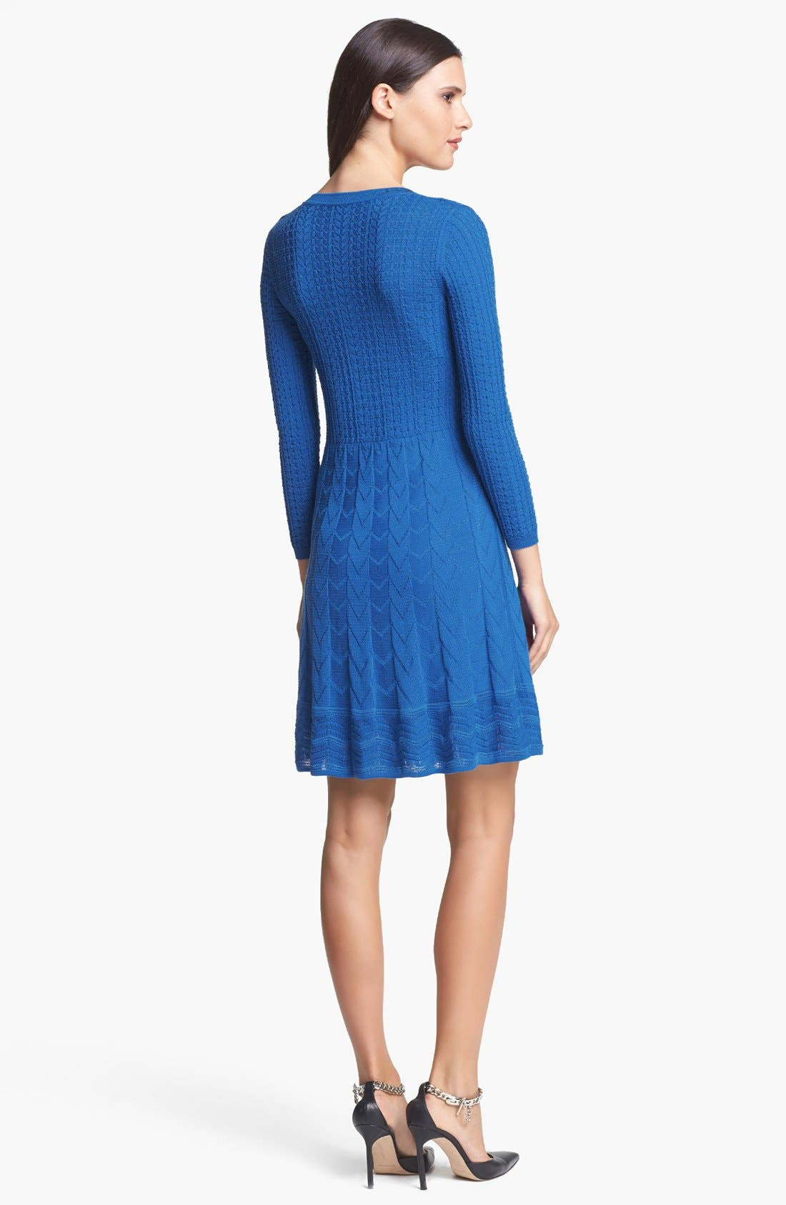 Alternate Image 3  - M Missoni Zigzag Knit Dress