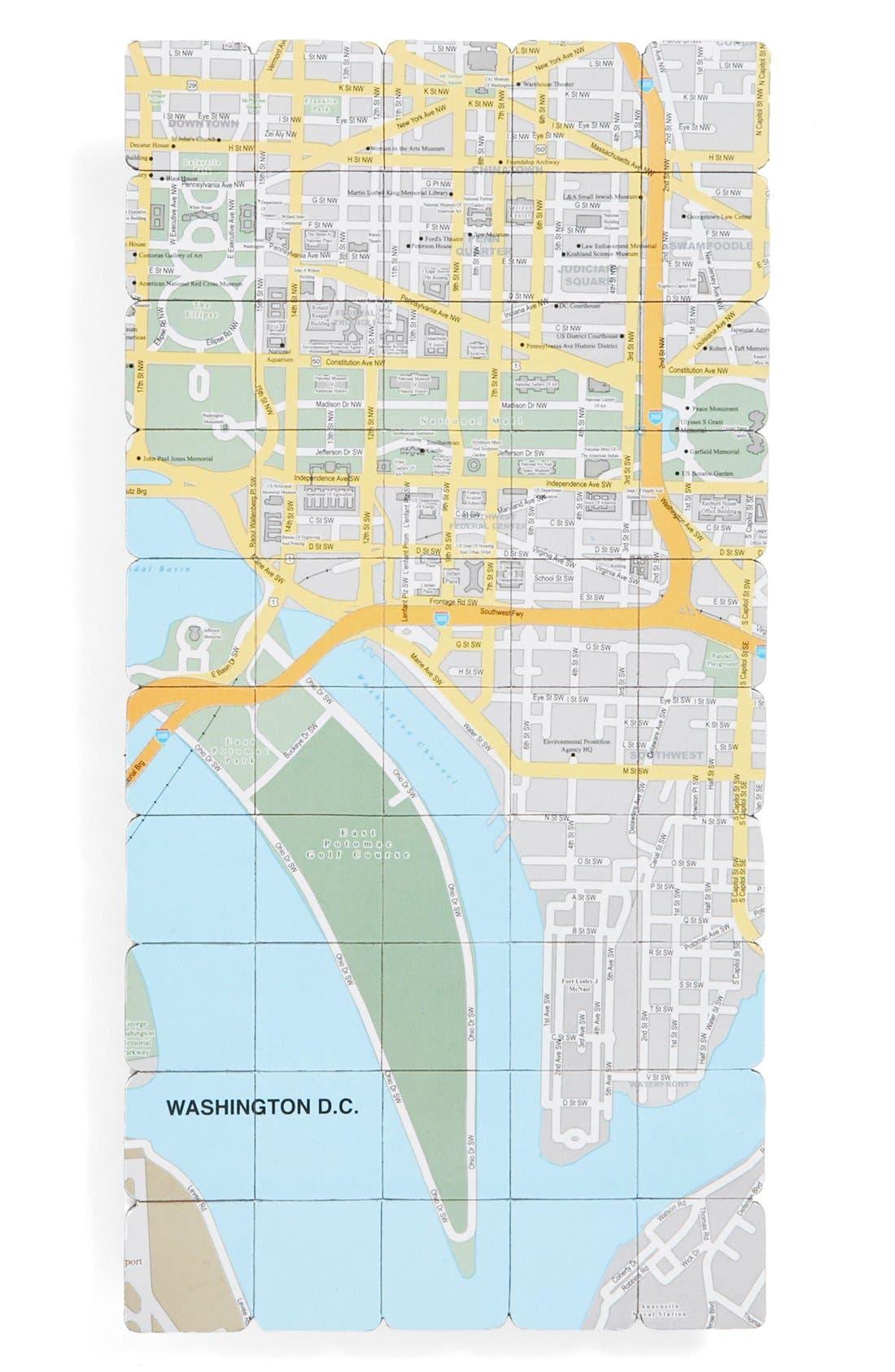 Alternate Image 1 Selected - Design Ideas Washington D.C. Map Magnet
