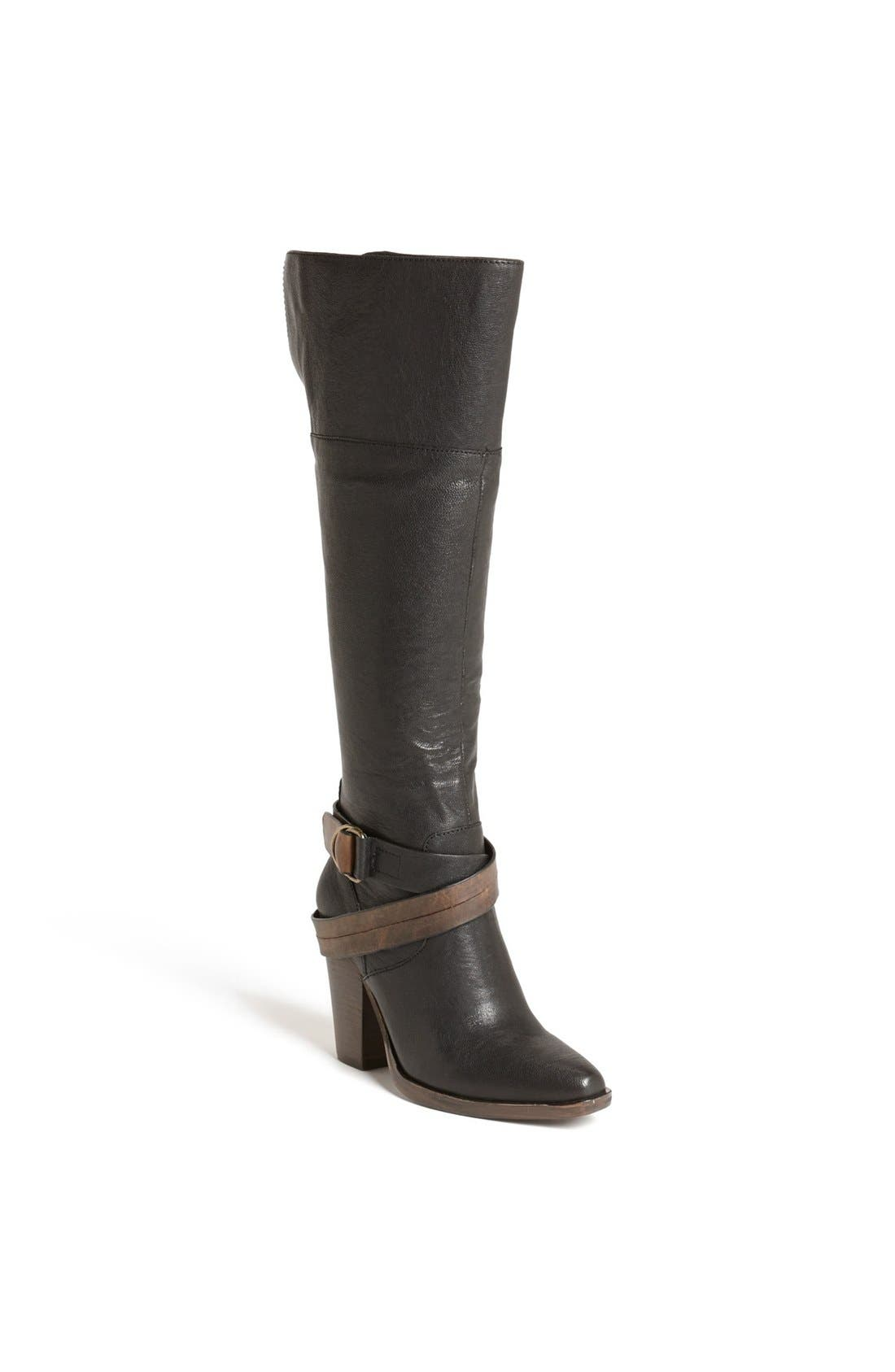 Main Image - Steve Madden 'Rockiie' Over the Knee Boot