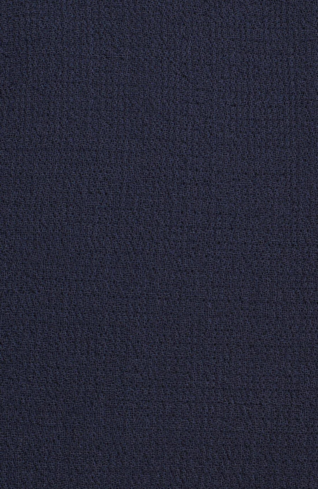 Alternate Image 3  - Armani Collezioni Gabardine Pencil Skirt
