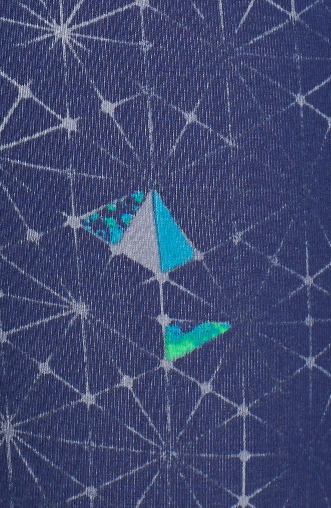 Alternate Image 3  - Unit-Y 'Distance' Printed Leggings