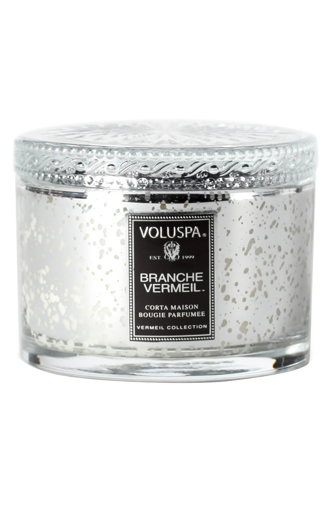 Alternate Image 1 Selected - Voluspa 'Vermeil - Branche Vermeil' Candle