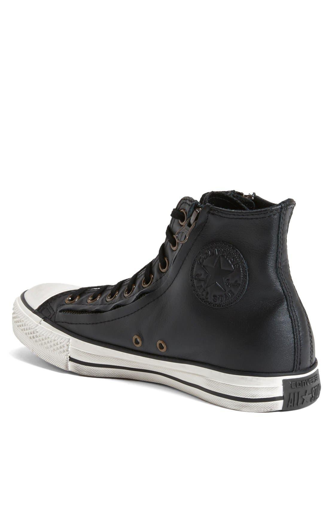 Alternate Image 2  - Converse Chuck Taylor® All Star® Zip Sneaker (Men)