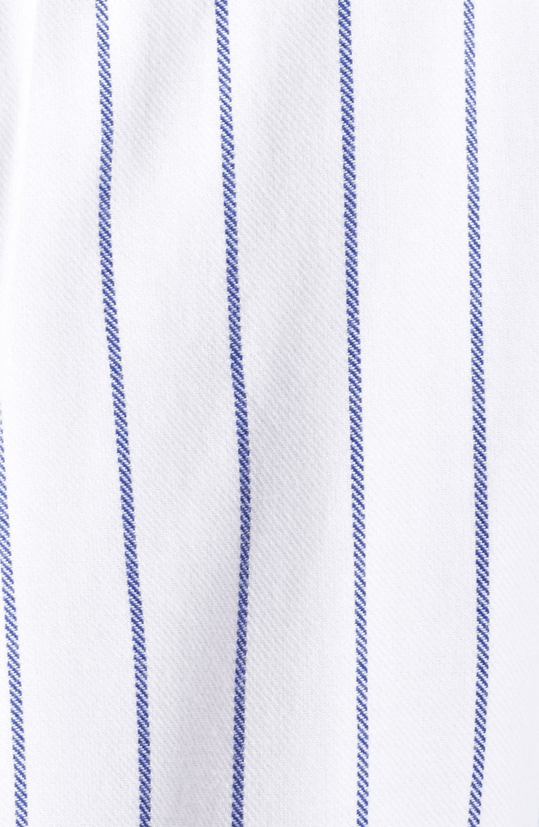 Alternate Image 3  - Gant by Michael Bastian Striped Pullover Flannel