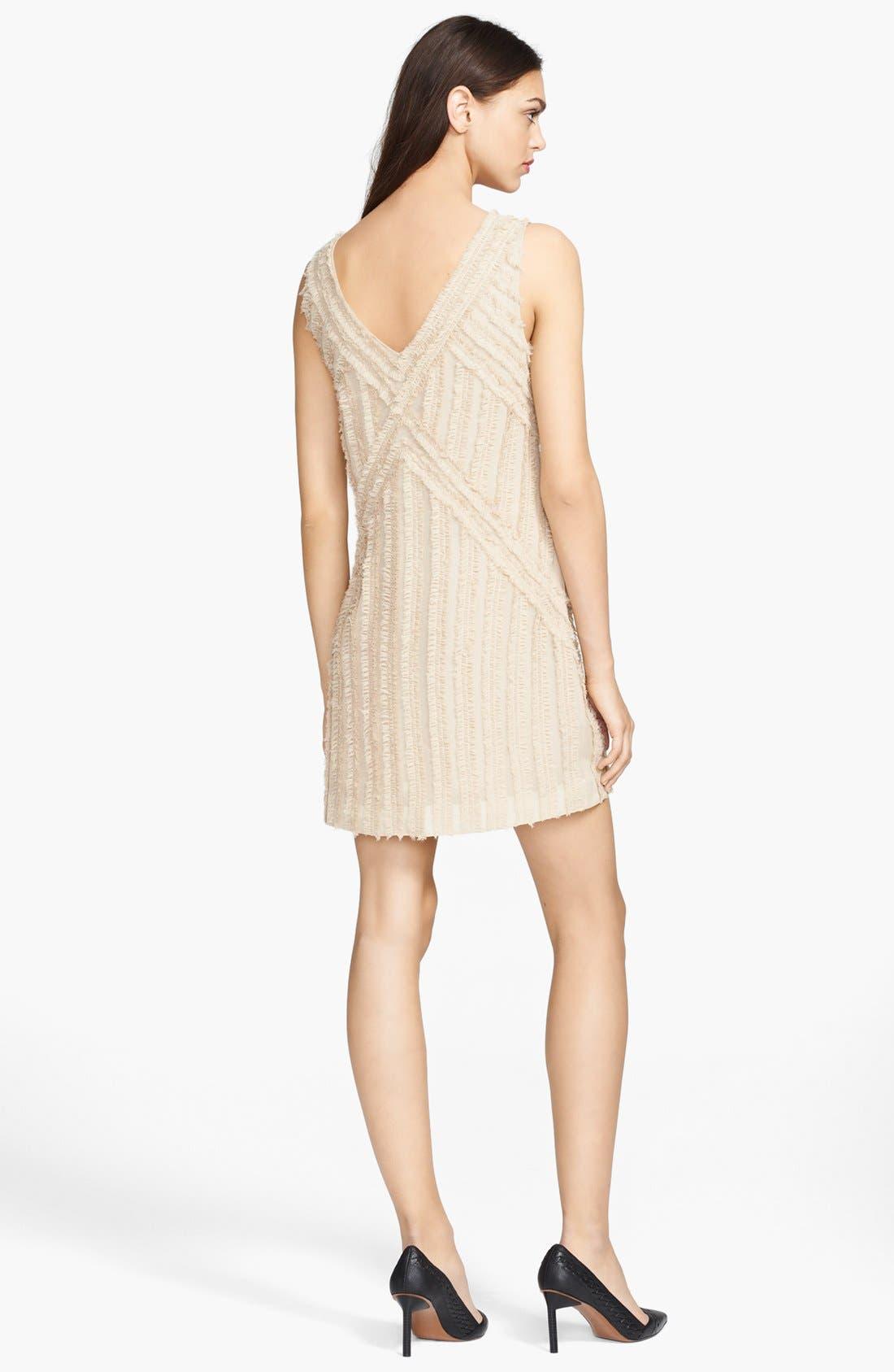 Alternate Image 2  - Rachel Zoe 'Rita' Shirred Chiffon Dress