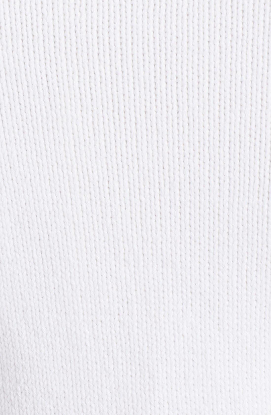 Alternate Image 4  - Fabiana Filippi Linen Tie Popcorn Knit Cardigan