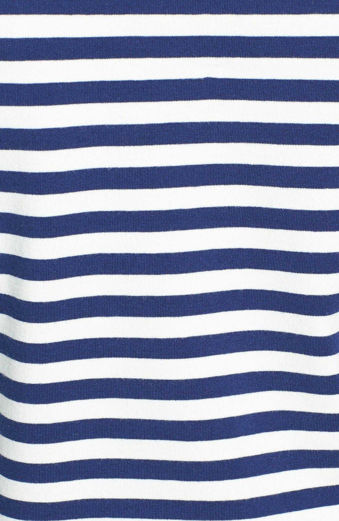 Alternate Image 3  - kate spade new york 'wheaton' stretch cotton top