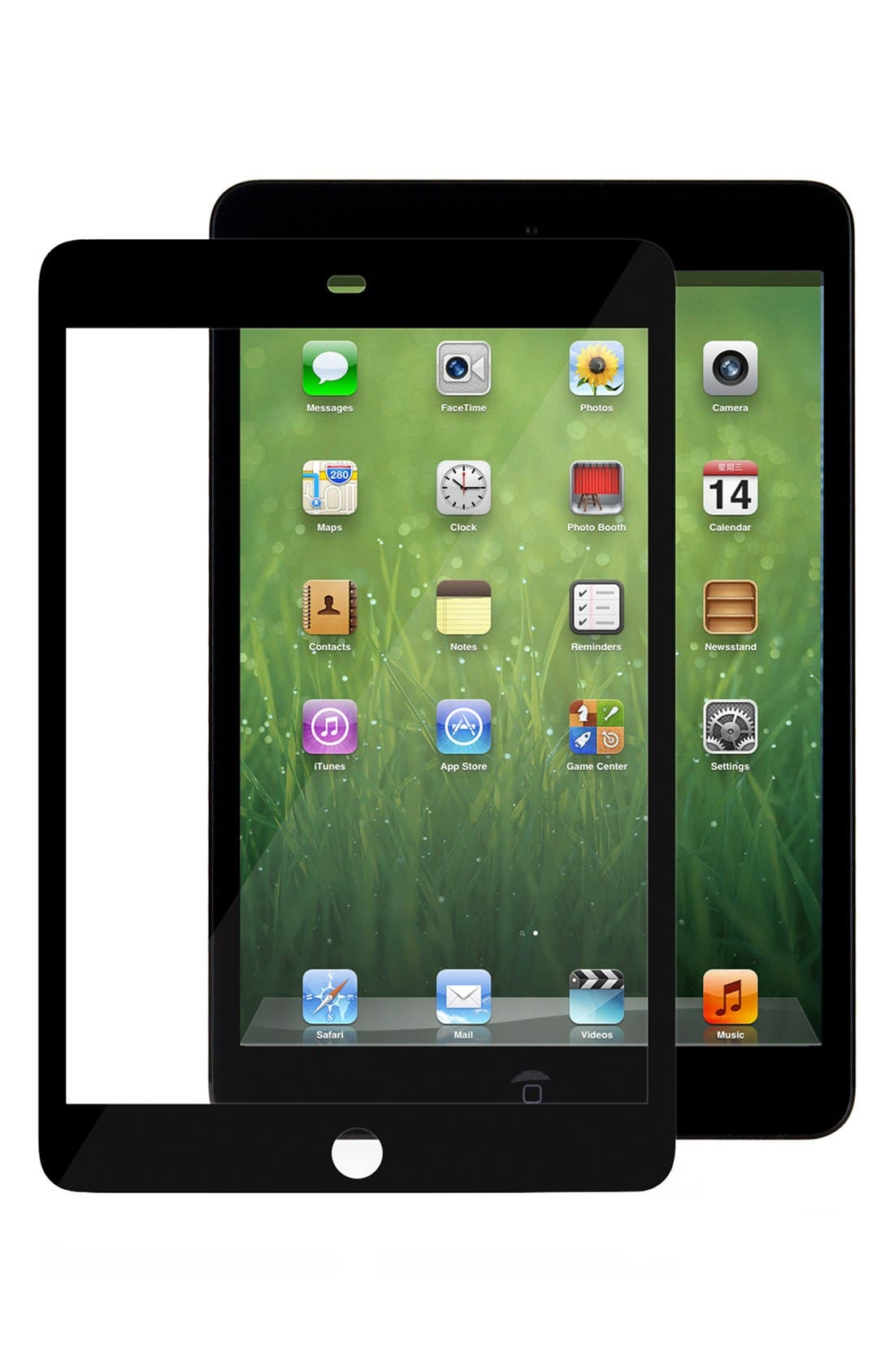 Alternate Image 1 Selected - Moshi 'Tech iVisor XT' iPad mini Screen Protector