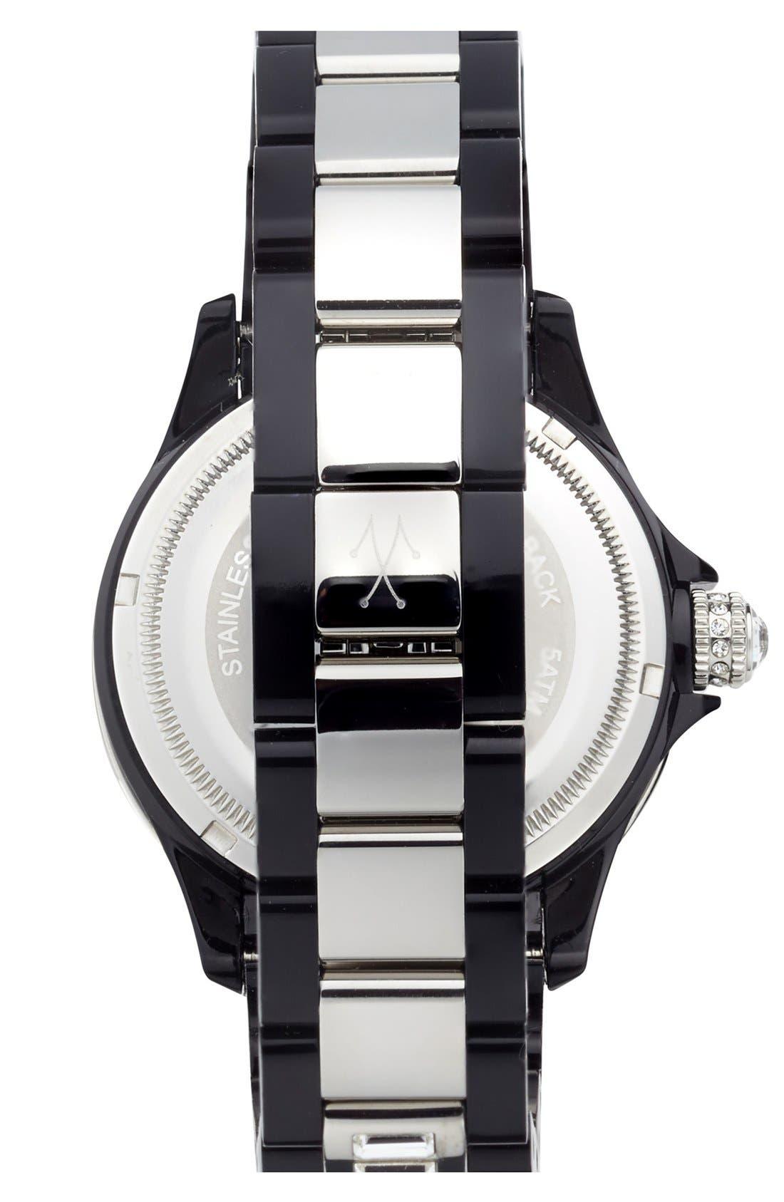 Alternate Image 2  - TOYWATCH 'Gems' Bracelet Watch, 41mm