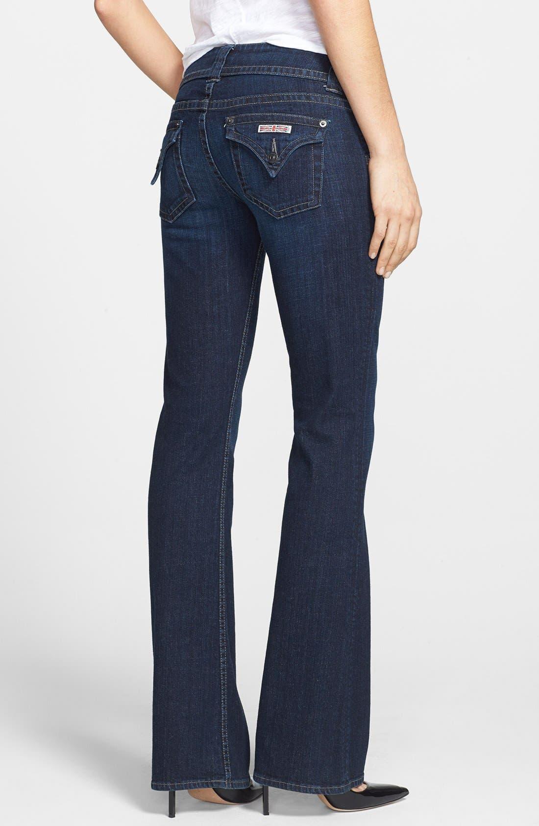 Alternate Image 2  - Hudson Jeans 'Signature' Bootcut Jeans (Charisma)