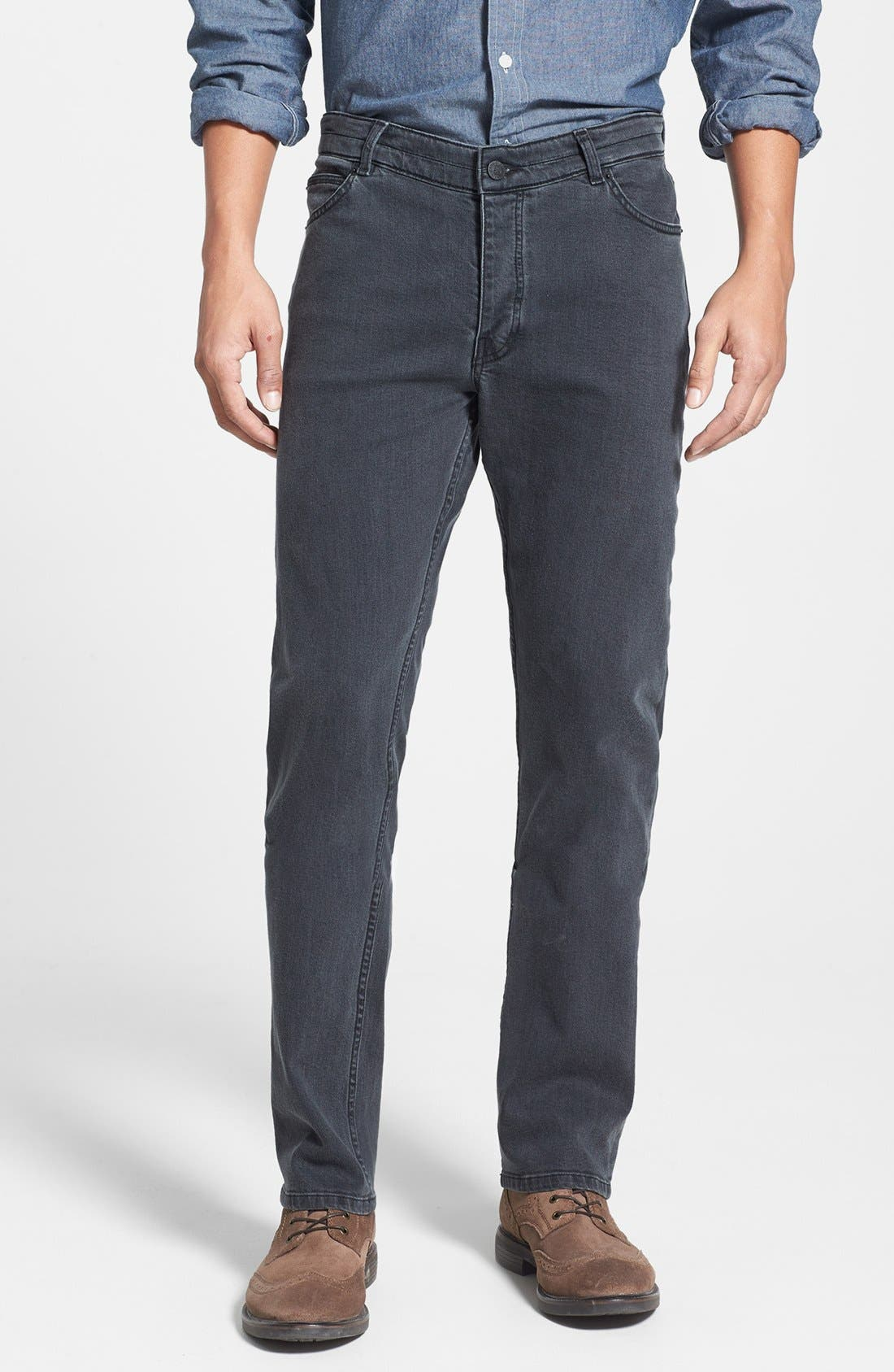 Alternate Image 1 Selected - Surface to Air Five Pocket Slim Fit Pants
