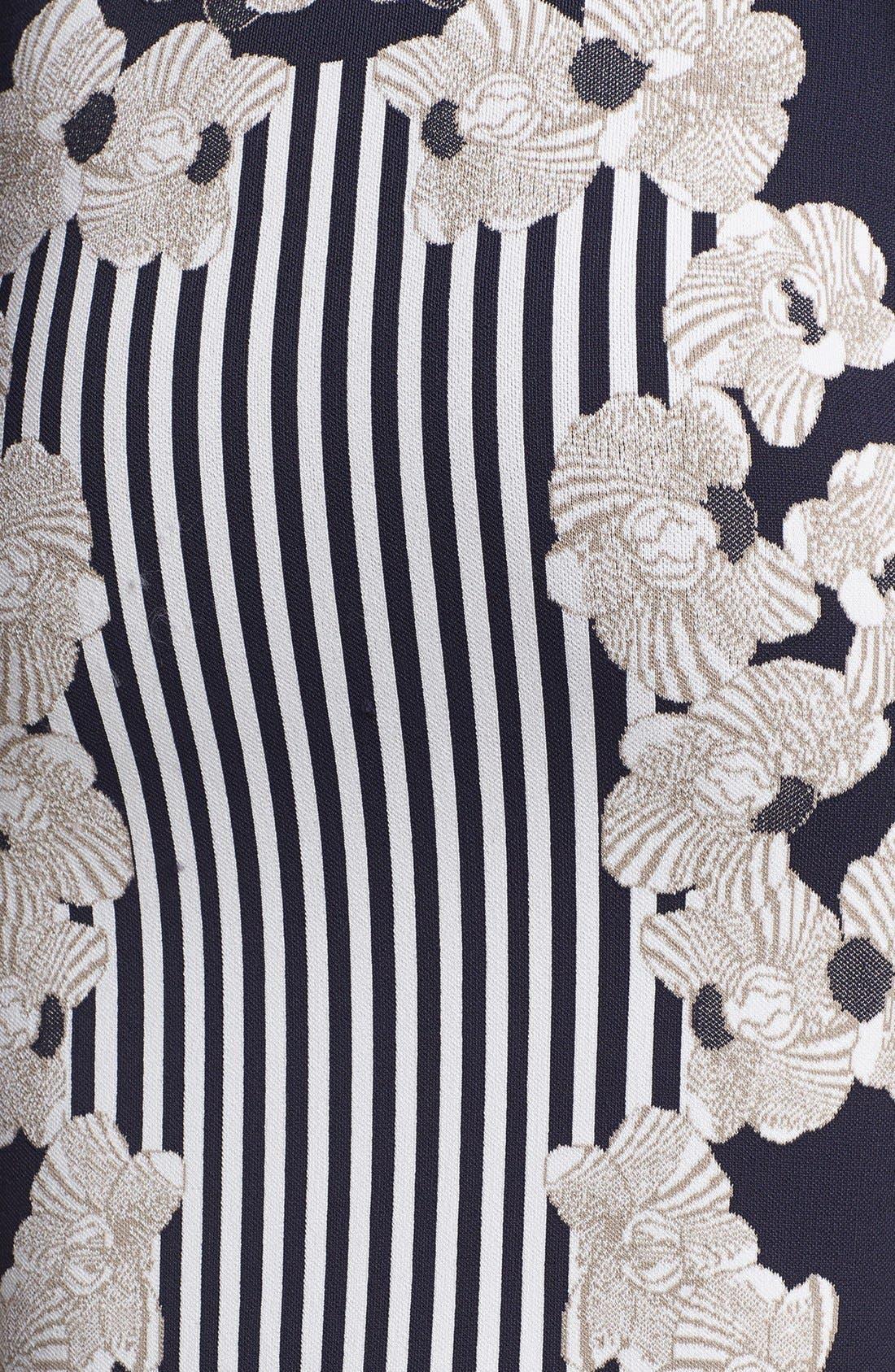 Alternate Image 3  - Diane von Furstenberg 'Kacee' Print Twill Pencil Skirt