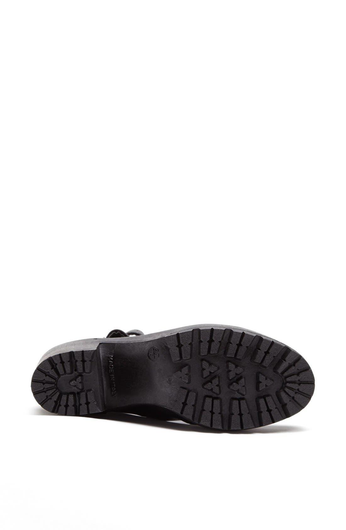 Alternate Image 4  - Topshop 'Mega' Ankle Boot