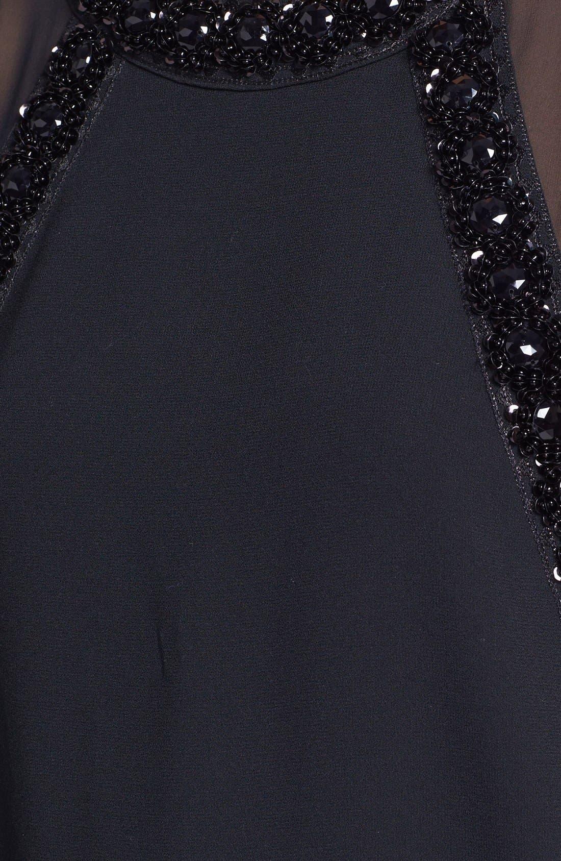 Alternate Image 3  - MARC BY MARC JACOBS 'Kisa' Embellished Silk Shift Dress