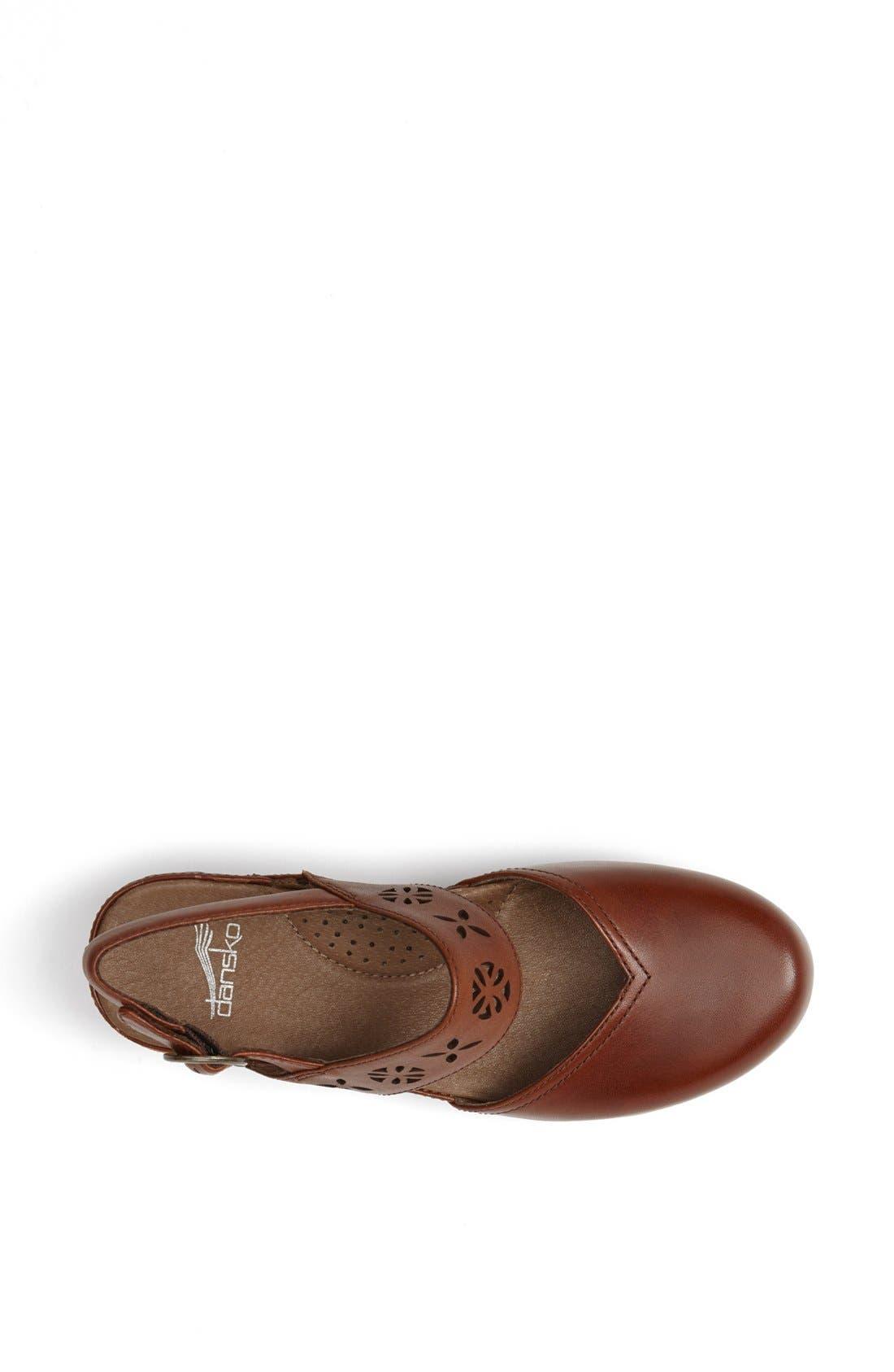 Alternate Image 3  - Dansko 'Trista' Leather Clog