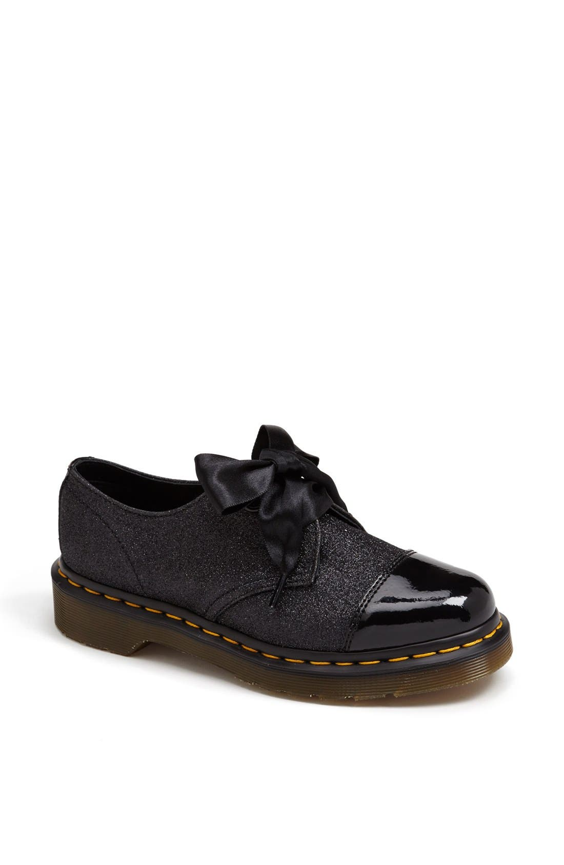 Alternate Image 1 Selected - Dr. Martens 'Bow' Cap Toe Oxford
