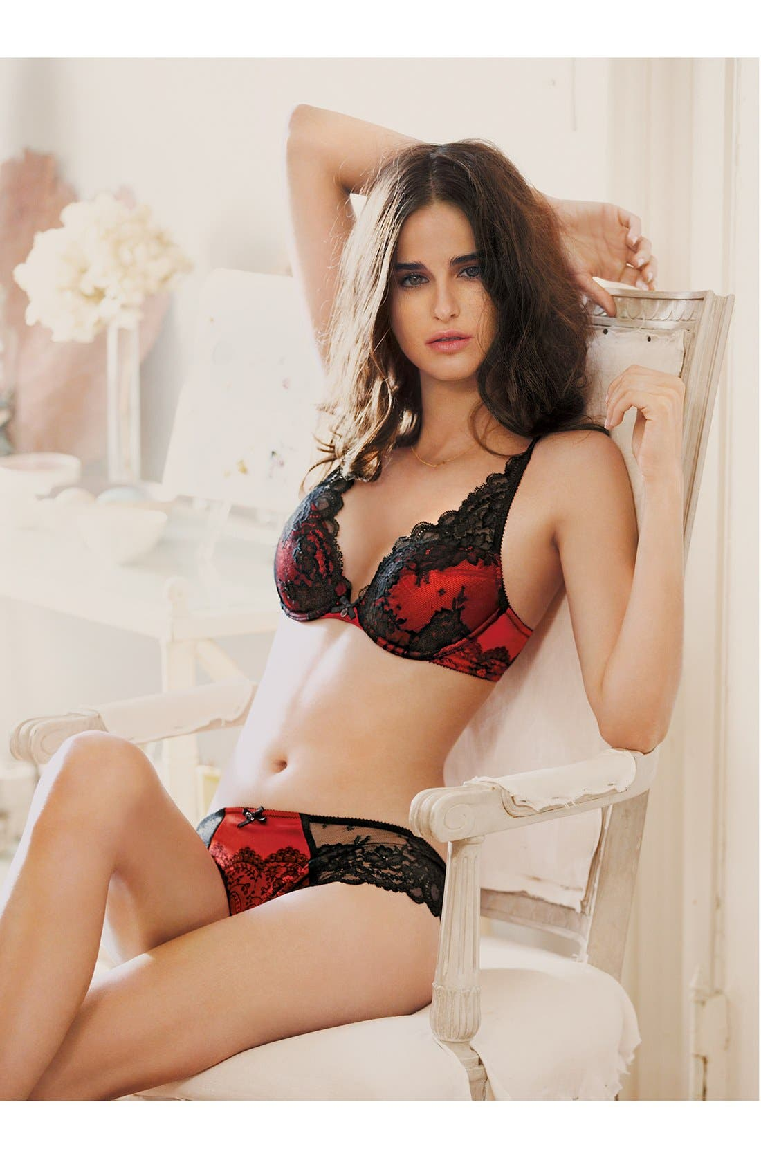Alternate Image 4  - Chantelle Intimates 'Paris Paris' Underwire Push Up Bra