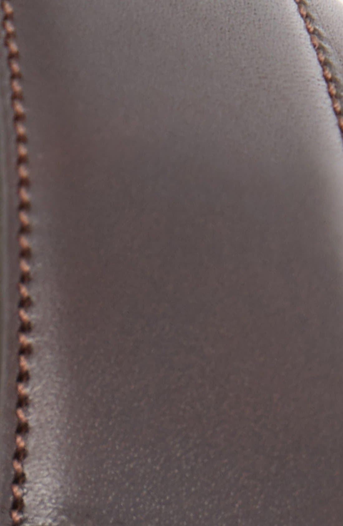 Alternate Image 2  - Trafalgar 'Lorenzo' Leather Belt