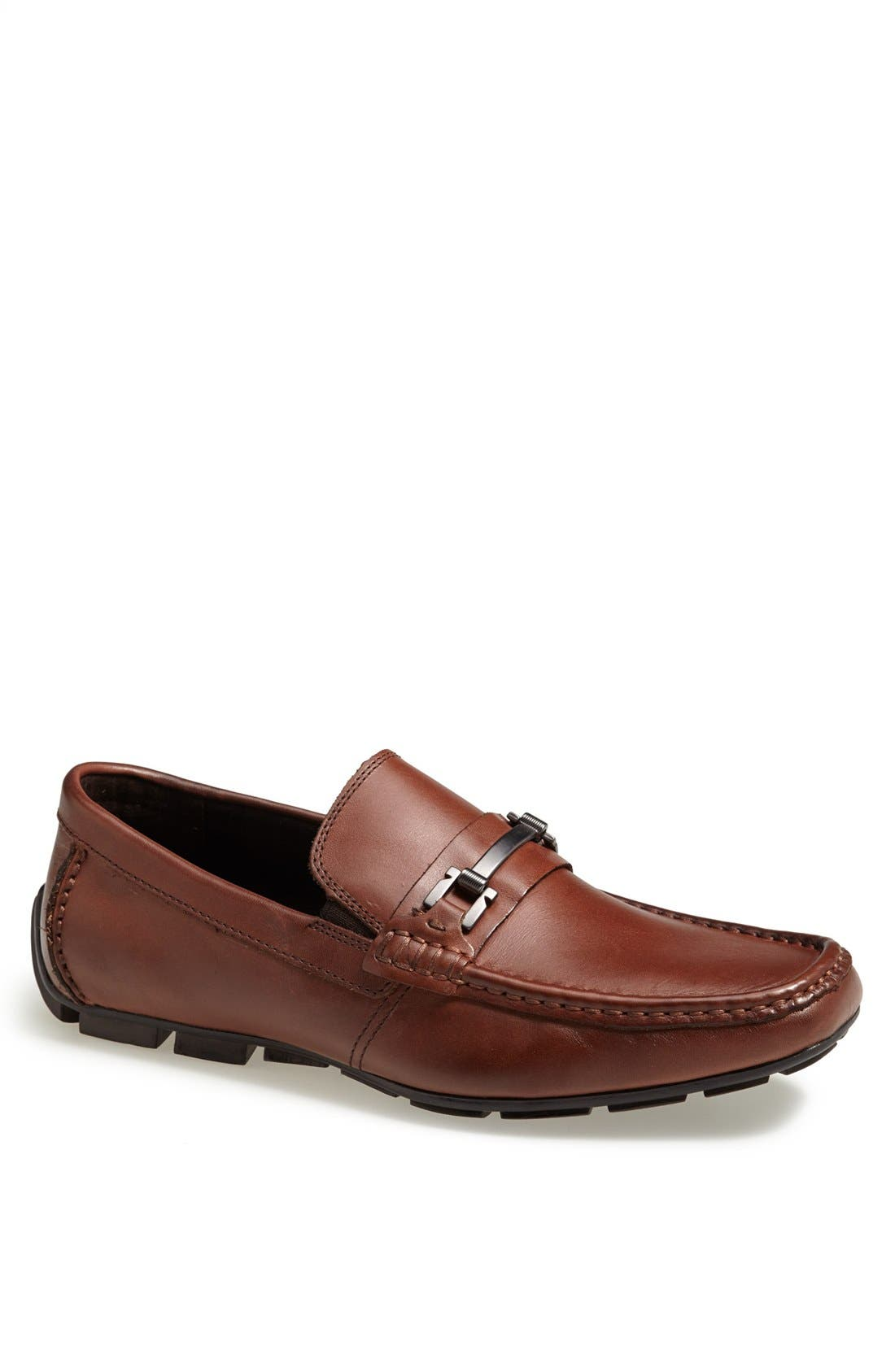 Alternate Image 1 Selected - Kenneth Cole Reaction 'Heavy Traffic' Driving Loafer