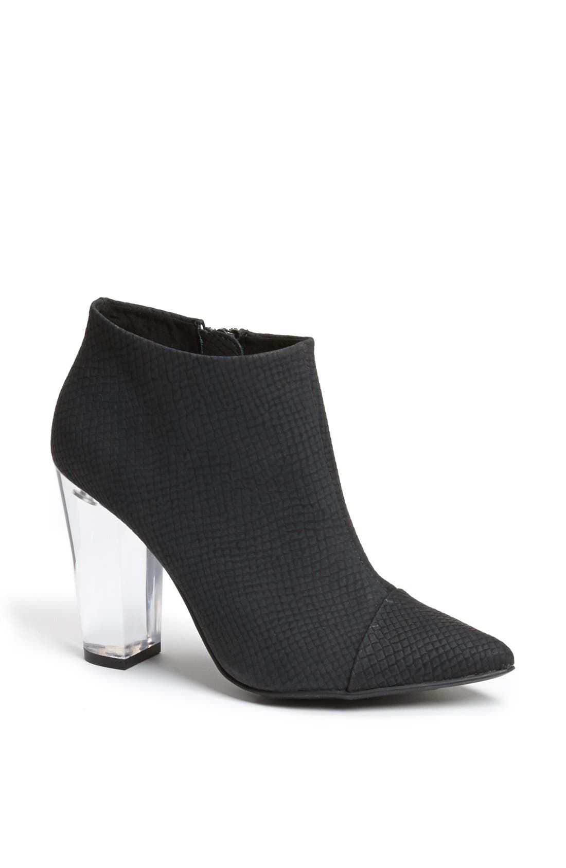 Main Image - Tildon 'Fleeting' Pointy Toe Bootie
