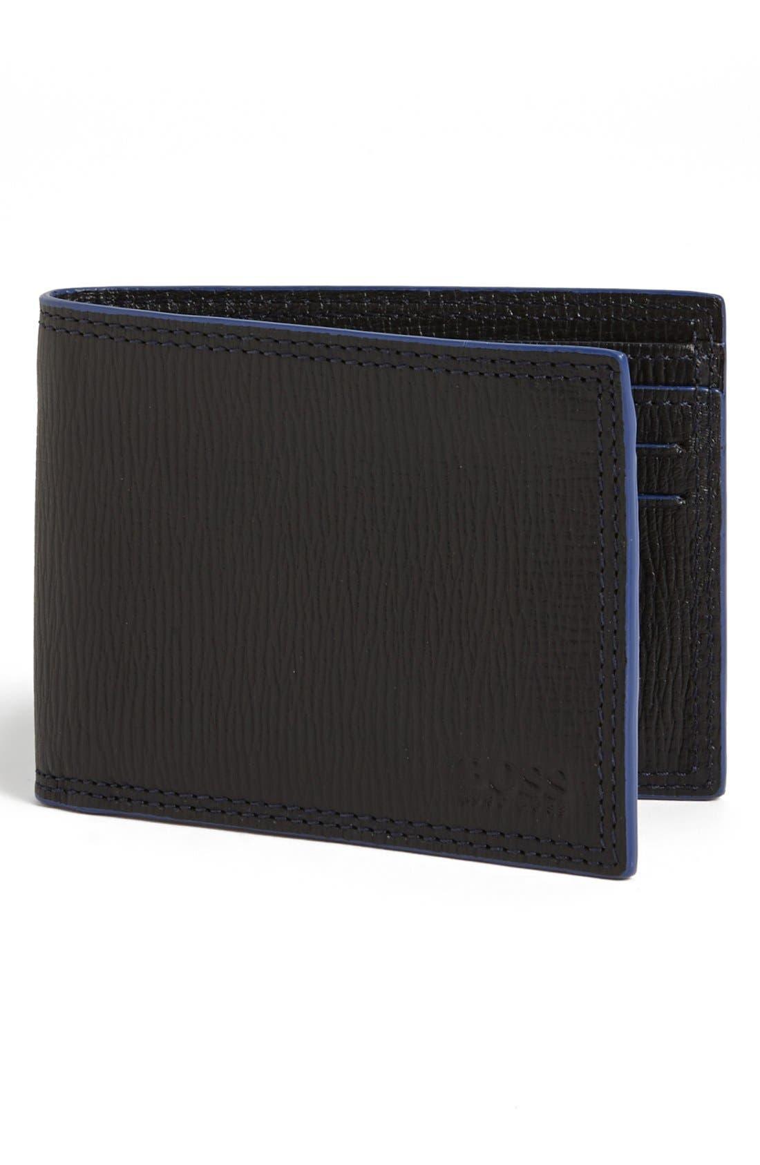 Alternate Image 1 Selected - BOSS HUGO BOSS 'Prenson' Wallet