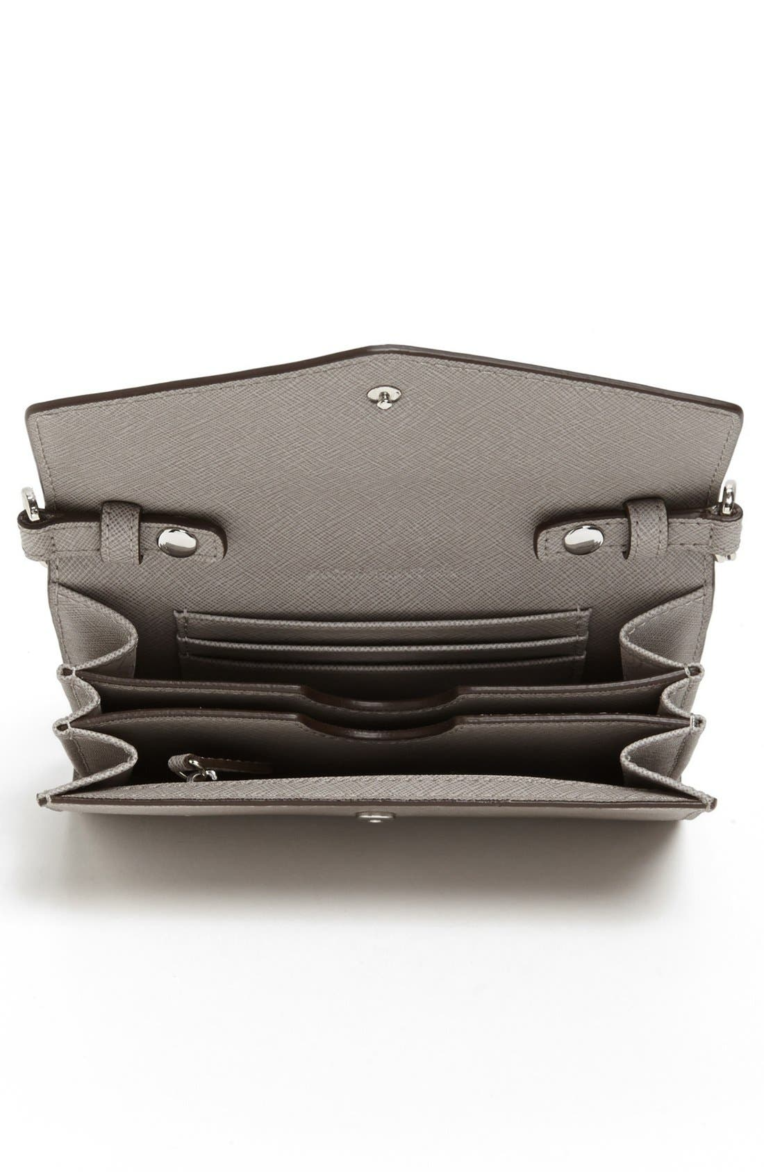 Alternate Image 3  - MICHAEL Michael Kors Crossbody Phone Bag