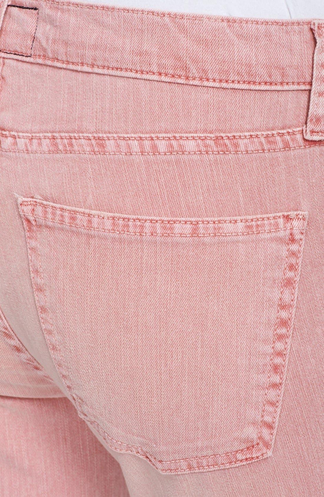 Alternate Image 3  - Current/Elliott 'The Side Slit Stiletto' Jeans