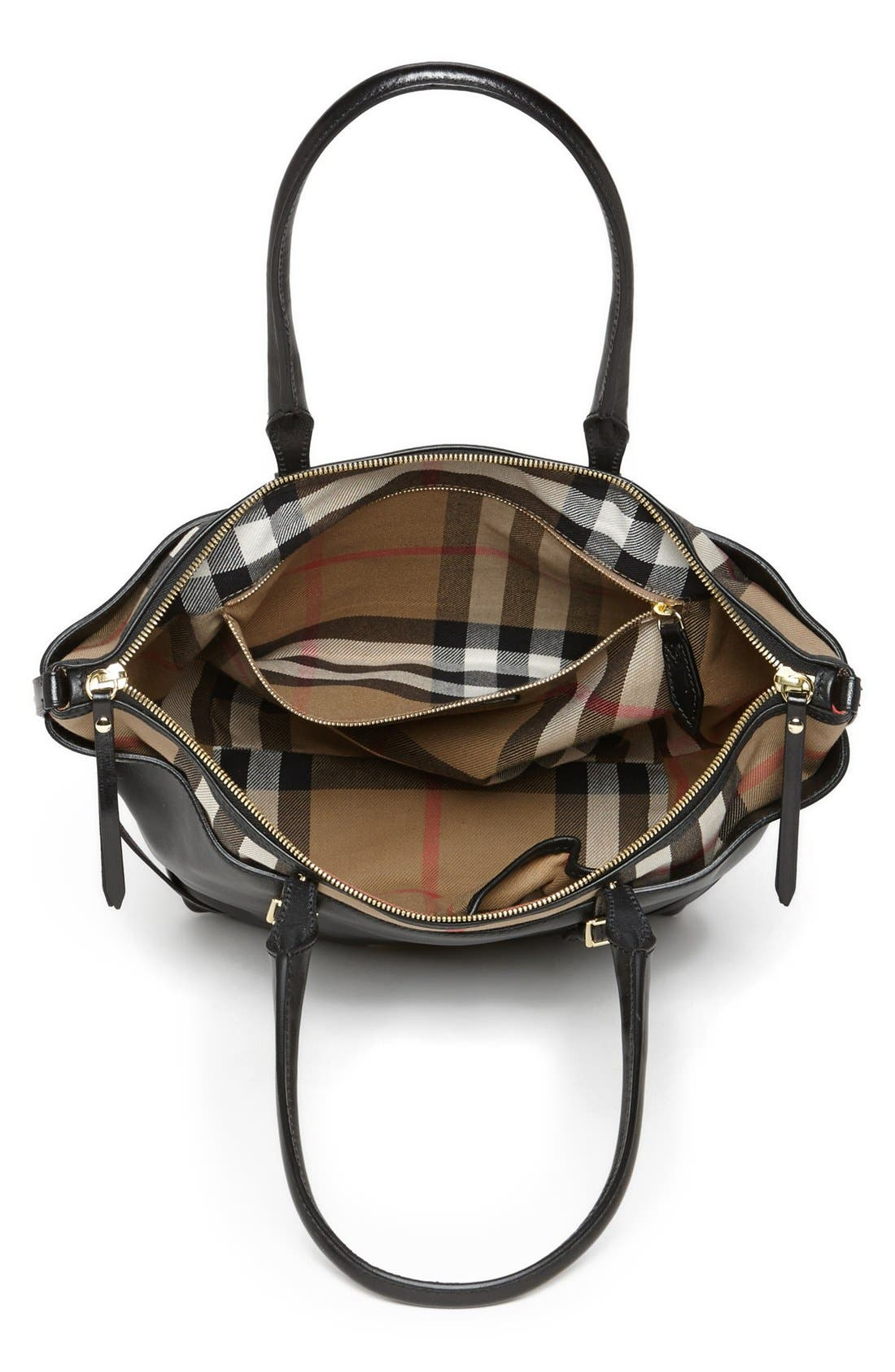 Alternate Image 3  - Burberry 'Small Salisbury' Leather Over Shoulder Tote