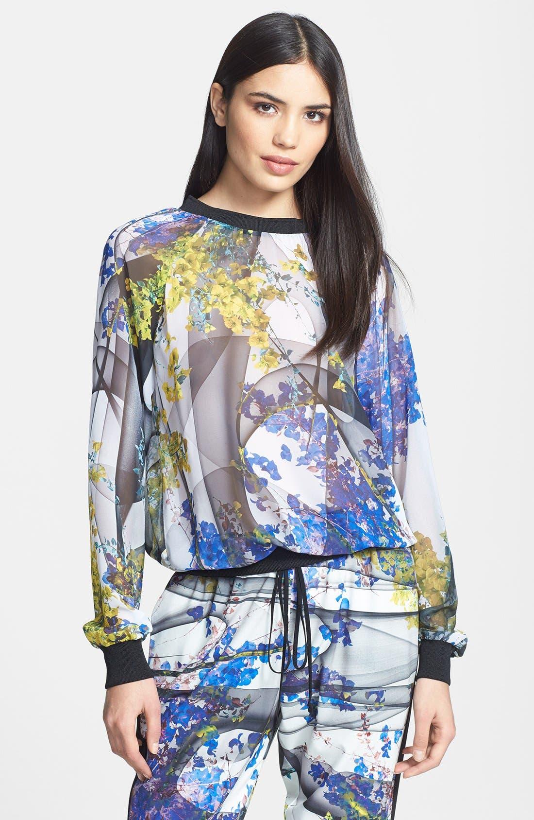 Main Image - Clover Canyon 'Space Garden' Sweatshirt